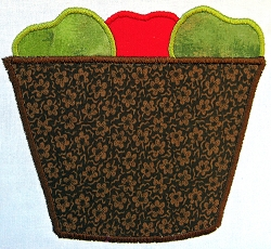 Apple Harvest Applique'