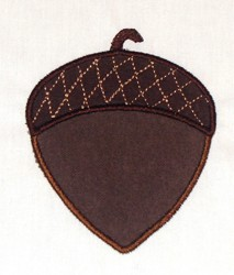 Acorn Applique'