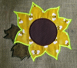 Sunflower Applique'