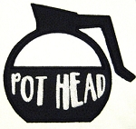 Pot Head Applique and Fill