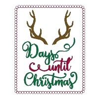 Days Until Christmas