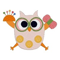 Sewing Owl 09
