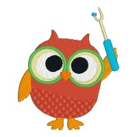 Sewing Owl 01