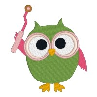 Sewing Owl 03