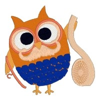 Sewing Owl 07