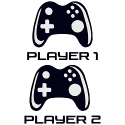 Player One - Player Two Singles
