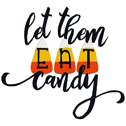 NEW: Let Them Eat Candy Single