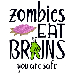 NEW: Zombies Eat Brains Single