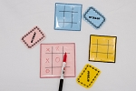 Erasable Tic Tac Toe