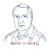 Warren G. Harding Single