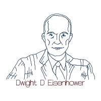 Dwight D. Eisenhower Single