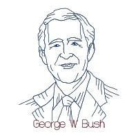 George W. Bush Single