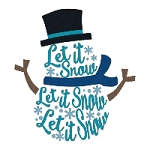 Let it Snow Single