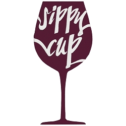 Sippy Cup Wine Single