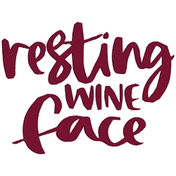 Resting Wine Face Wine Single