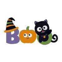 Halloween Boo Single