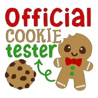 Official Cookie  Tester Single