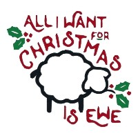 All I Want for Christmas is Ewe Single