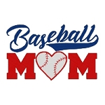 Baseball Mom Single