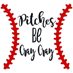 Pitches Be Cray Cray Single