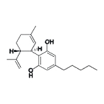 Cannabidiol Single Molecule