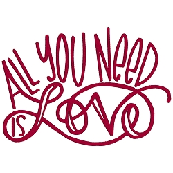 NEW: All You Need is Love
