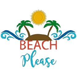 Beach Please Single