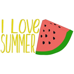 I Love Summer Single