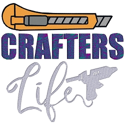 Crafters Life Single