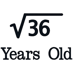 Square Root Birthday 06