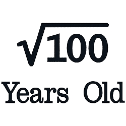 Square Root Birthday 10