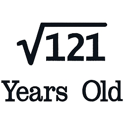 Square Root Birthday 11