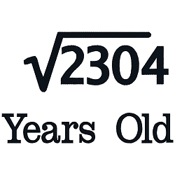 Square Root Birthday 48