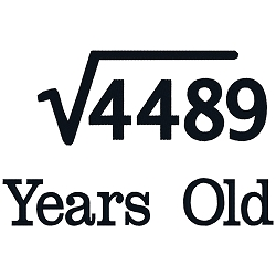 Square Root Birthday 67