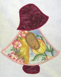 Sunbonnet Sue Applique