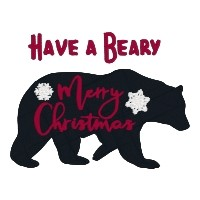 NEW: Have a Beary Merry Christmas Single