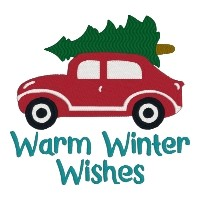 Warm Winter Wishes Christmas