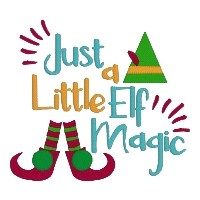 NEW: Just a Little Elf Magic Christmas Single