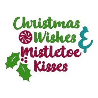 Christmas Wishes, Mistletoe Kisses
