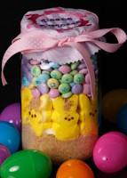 Easter Peeps S'Mores ITH