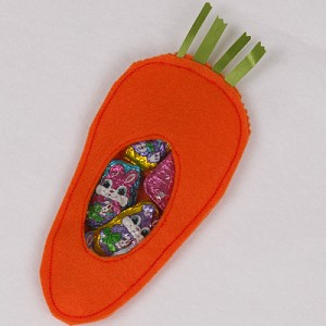 Carrot Candy Pouch ITH