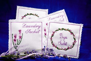 NEW: Lavender Dryer Sachet