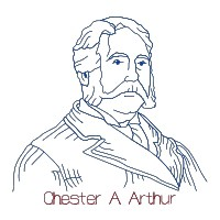 Chester A. Arthur Single