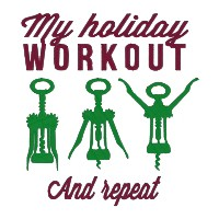 My Holiday Workout Single