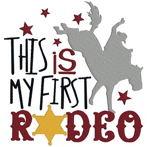 NEW: My First Rodeo Single
