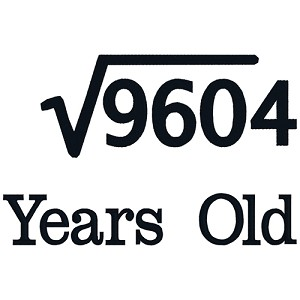 Square Root Birthday 98